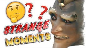 Strange Overwatch Moments.. – Overwatch WTF Highlights and Funny Moments