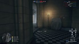 Battlefield wtf did i die from? Melee?
