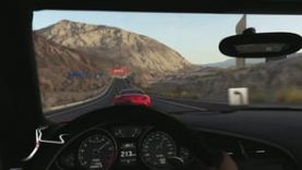 Channel 4 / Playstation PS4 Ident – Driveclub