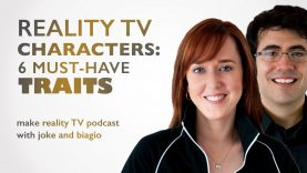 Pitch Reality TV Shows with 5 Magic Words