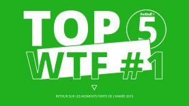 Rétro 2015: Ces moments WTF #1