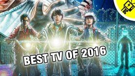 The 11 Best TV Shows of 2016! (The Dan Cave w/ Dan Casey)
