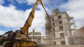 The Demolition Machine – TV Shows