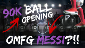 90K BALL OPENING PES 2017 – WTF MESSI!!!!