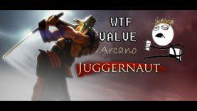 Arcano Juggernaut, Compendium, Valve WTF?