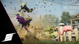 En mode WTF sur Plants VS Zombie !!!