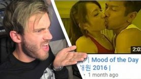 PEWDIEPIE-P0RN ON YOUTUBE? **wtf is going on with Youtube**