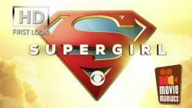 Supergirl   official First Look trailer (2015) Melissa Benoist