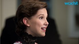 'Stranger Things' Breakout Millie Bobby Brown Set to Star in 'Godzilla' Sequel
