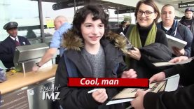 'Stranger Things' Star Finn Wolfhard Is One Very Cool Kid! _ TMZ TV–N9CXsMpMCs