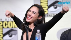What Happens When Stranger Things Star Crashes Gal Gadot's Wonder Woman Panel?