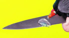 11 BRILLIANT AND EASY KNIFE HACKS