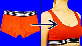 27 SUPER EASY DIY CLOTHING HACKS THAT'LL SAVE YOU A FORTUNE