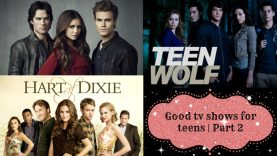 Good TV shows for Teens   Part 2