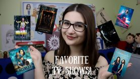 MY FAVORITE TV SHOWS | 2017 Edition