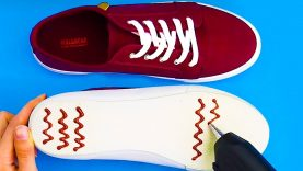 13 CREATIVE LIFE HACKS FOR YOUR SHOES YOU CAN'T MISS