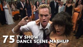 75 TV Show Dance Scenes Mashup (Justin Timberlake-Can't Stop the Feeling) – WTM