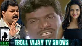 Troll Vijay Tv Shows