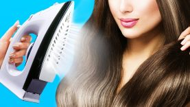 23 LIFE-CHANGING HACKS FOR YOUR HAIR
