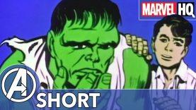 Don't Mess with Hulk's TV Shows! | Marvel Mash-Ups: Hulk | Gorgon