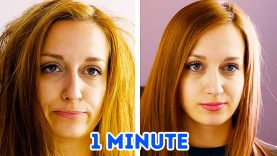 25 TIPS TO GET READY IN ONE MINUTE
