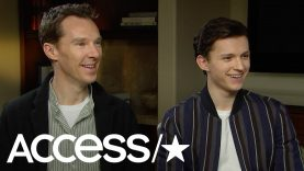 TOM AND BENEDICT PLAYING ARROW AVENGERS ON ACCESS TV SHOWS