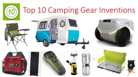 Top 10 Latest Camping Gear Inventions I Best Camping Gadgets I